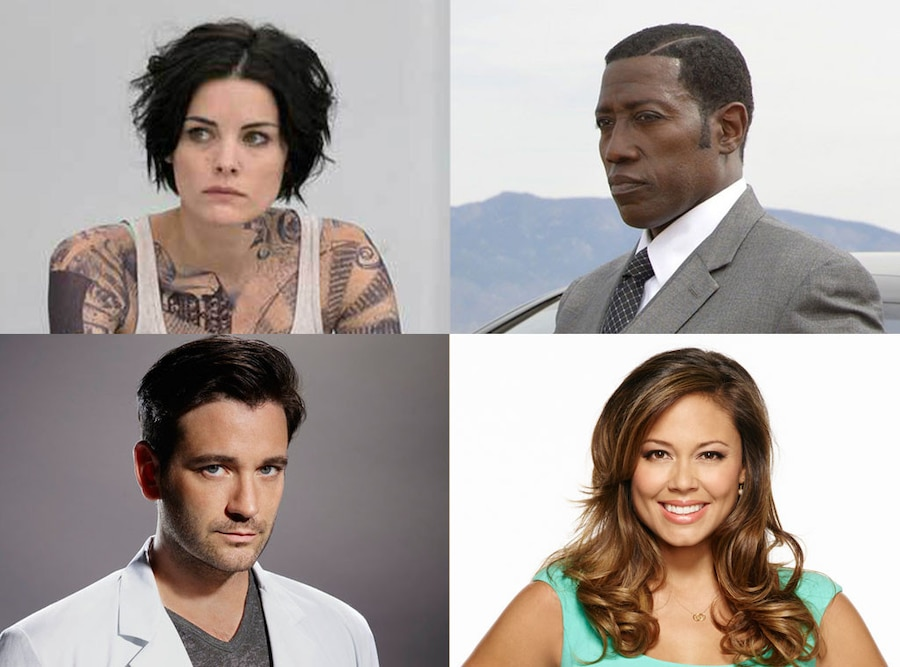 NBC Shows, Blindspot, The Player, Truth Be Told, Chicago