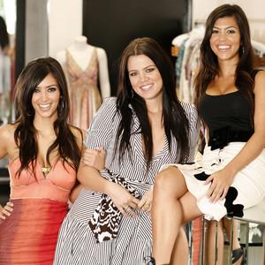 The Kardashians at DASH