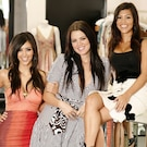 The Kardashians at DASH
