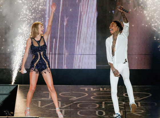 Taylor Swift, Wiz Khalifa