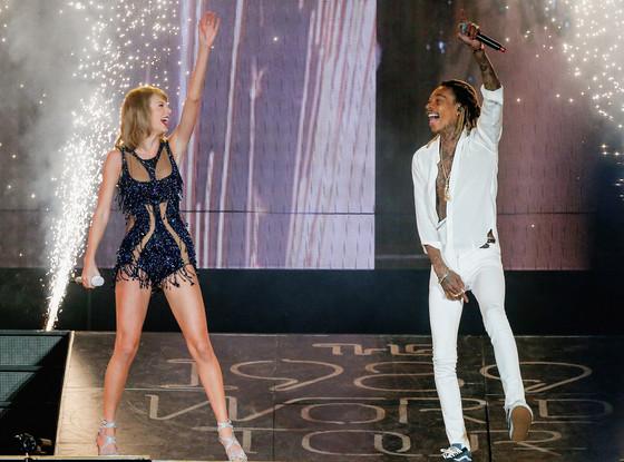 Taylor Swift, Wiz Khalifa