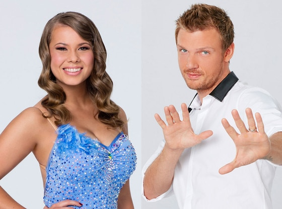 Bindi Irwin, Nick Carter, DWTS, Dancing With The Stars