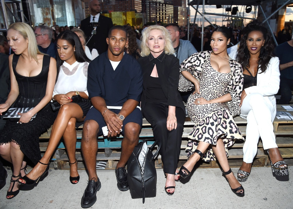 Front Row, Givenchy, NYFW