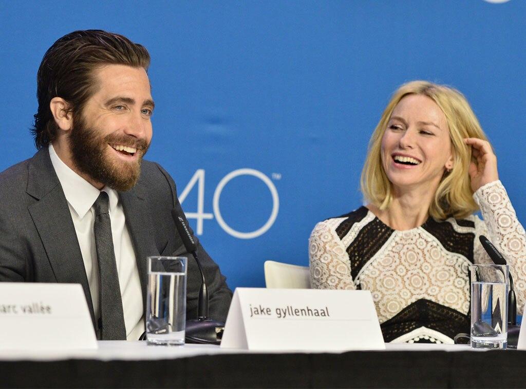 Jake Gyllenhaal, Naomi Watts, TIFF