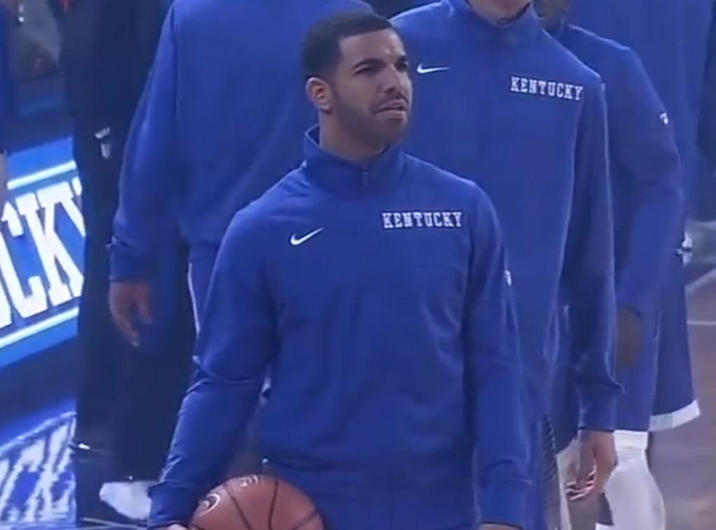 Drake, Basketball