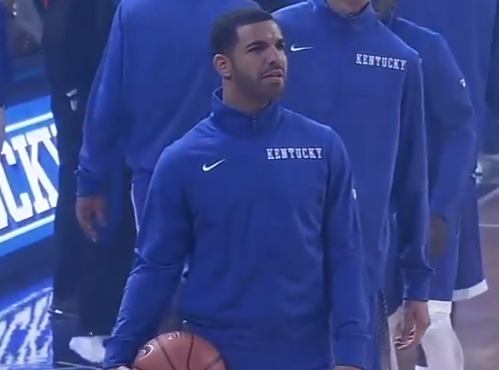 Kentucky Basketball Isn T Going Undefeated Or Winning The: The Drake Curse Strikes Again! Serena Williams' Huge U.S