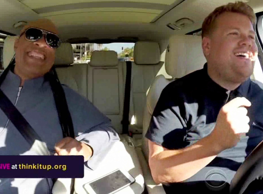 James Corden, Stevie Wonder, Think It Up