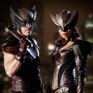 Hawkman, Hawkgirl, DC's Legends of Tomorrow