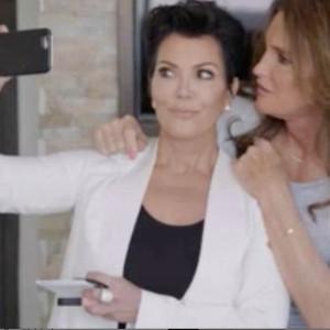 I Am Cait, Kris Jenner, Caitlyn Jenner, Selfie