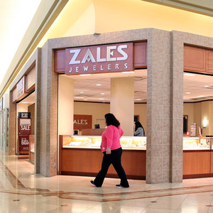 Zales Jewelers store