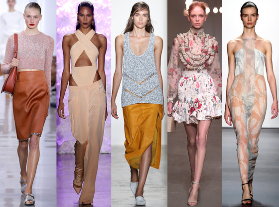 New York Fashion Week Spring 2016: The Best Shows From Day ...