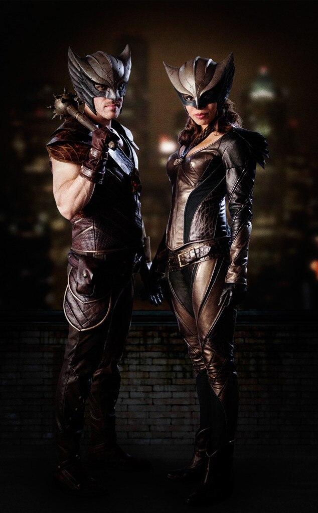 Hawkman, Hawkgirl, DC's Legends of Tomorrow