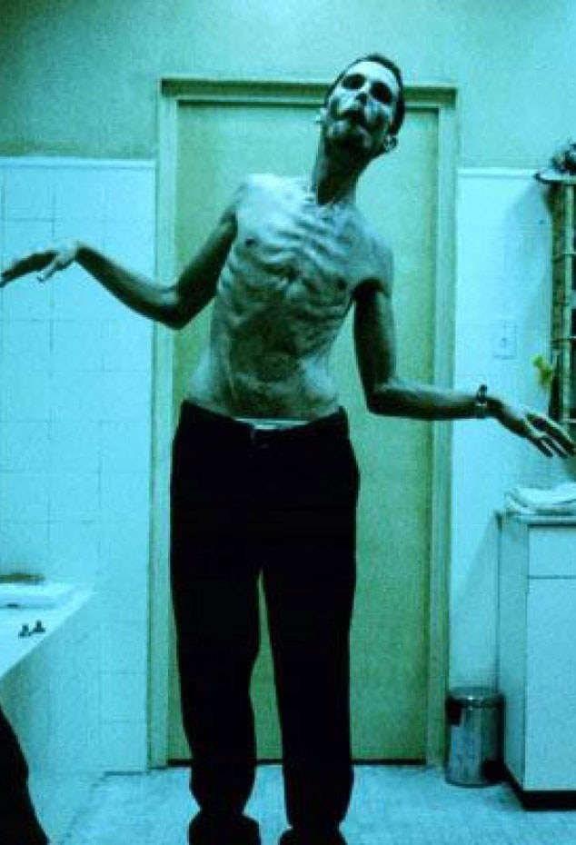 The Machinist, Christian Bale