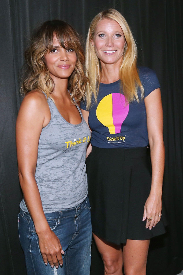 Halle Berry, Gwyneth Paltrow, Think it Up