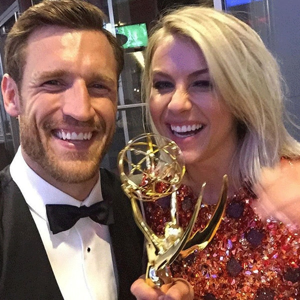 Brooks Laich, Julianne Hough, Instagram