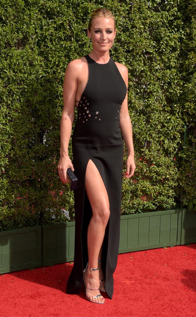 Cat Deeley, 2015 Creative Arts Emmy Awards