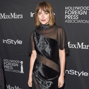 Instyle & HFPA TIFF Party, Dakota Johnson