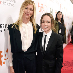Ellen Page, Samantha Thomas