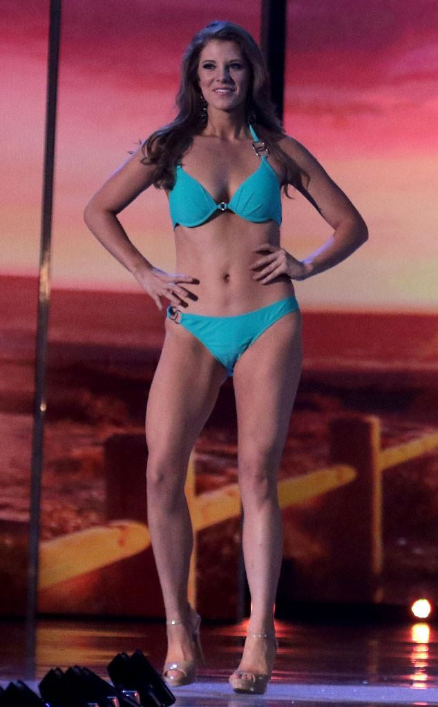 miss montana from miss america 2016 contestants in bikinis