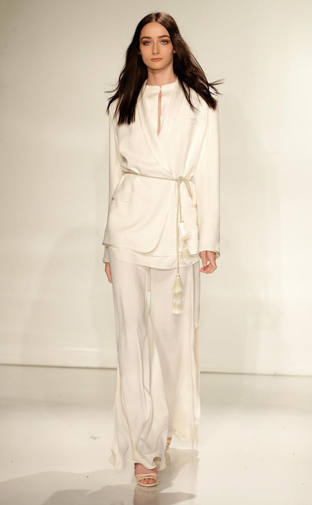 Rachel Zoe From Best Looks At New York Fashion Week Spring