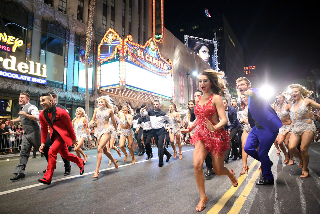 Dancing With The Stars, DWTS, Cast