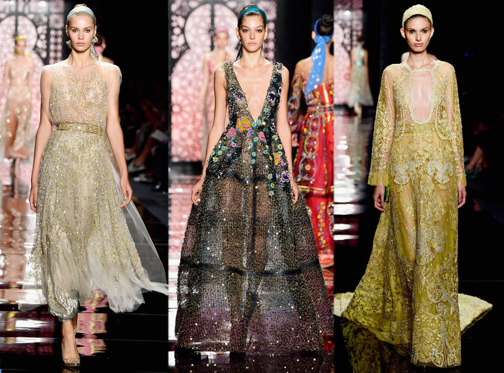 Reem Acra, Best Shows, NYFW