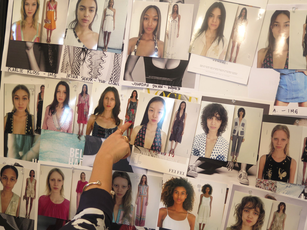 NYFW E! Online Diary with Brittany