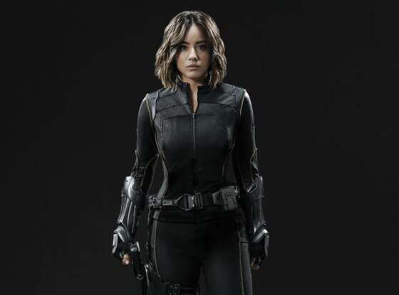 Marvel's Agents of S.H.I.E.L.D., Chloe Bennet