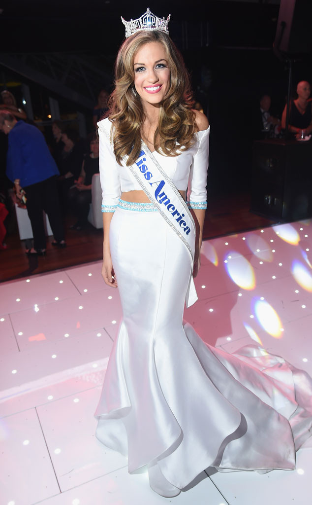 Miss America 2016, Betty Cantrell