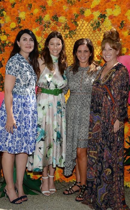Estee Stanley, Jessica Biel, Monica Weinberg, Kim Muller