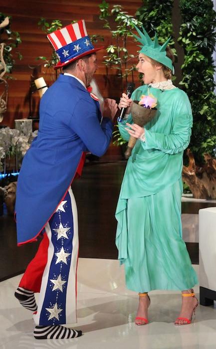 Emily Blunt, The Ellen DeGeneres Show
