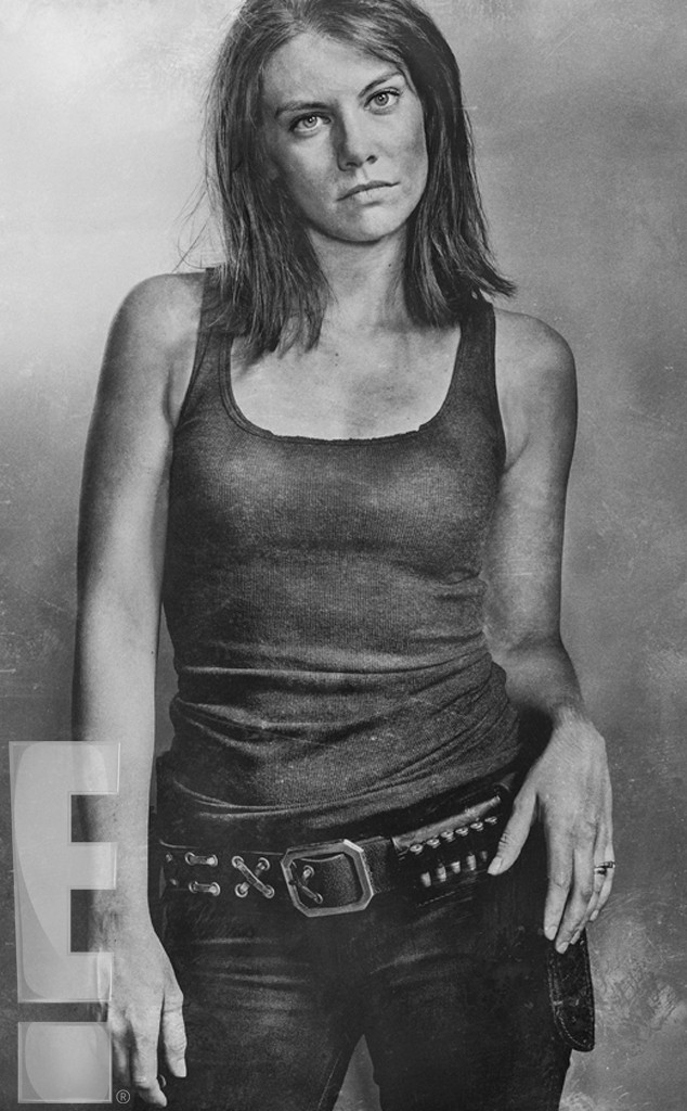 Lauren Cohan, The Walking Dead, EMBARGO until 10/15/15 at 12pm ET