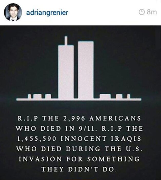 Adrian Grenier Instagram
