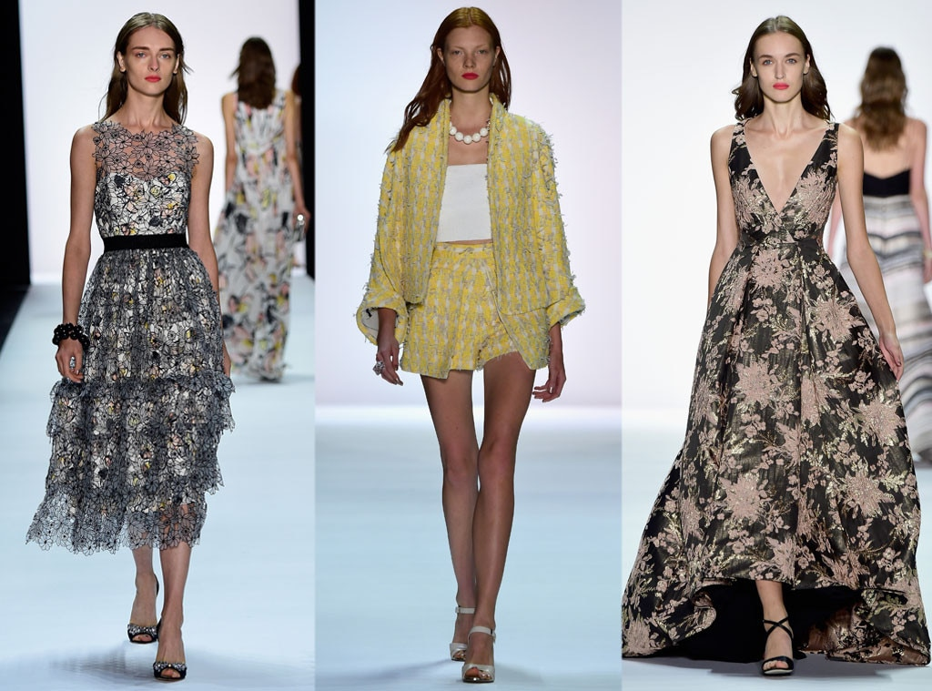 Badgley mischka from best shows at new york fashion week for Badgley mischka store nyc