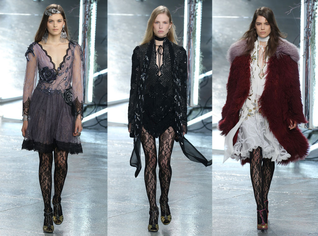 Rodarte from Best Shows at New York Fashion Week Spring ...