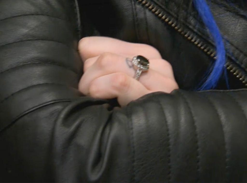 Paige, Engagement
