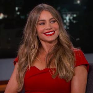 Sofia Vergara, Jimmy Kimmel Live