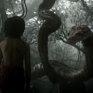 The Jungle Book, Mowgli and Kaa, Neel Sethi