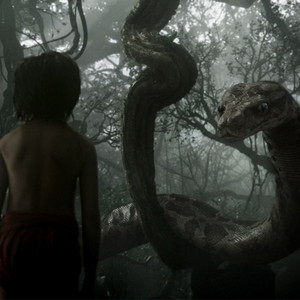 The Jungle Book, Mowgli and Kaa, Neel Sethi