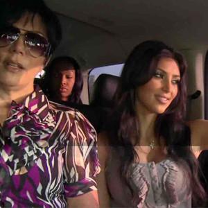 Kim Kardashian, Car Selfie