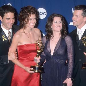 Emmys Cast Flashback, Will & Grace