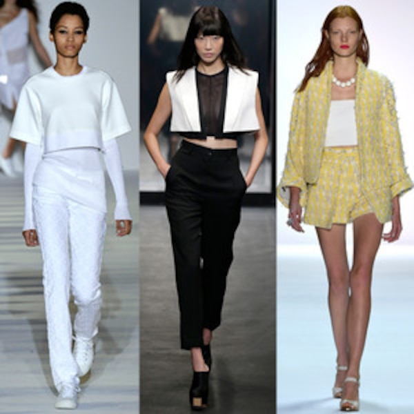 New York Fashion Week Spring 2016: The Best Shows From ...