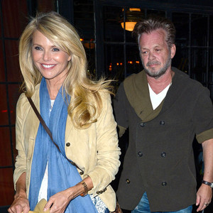 Christie Brinkley, John Mellencamp