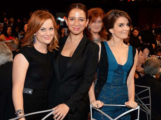 Amy Poehler, Maya Rudolph, Tina Fey