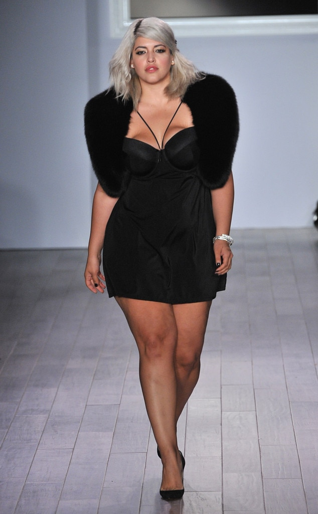 Addition Elle/Ashley Graham Lingerie Collection, NYFW