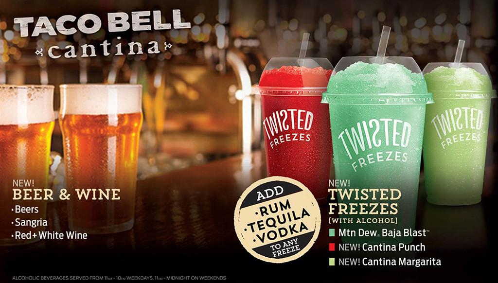 Taco Bell cantina ad