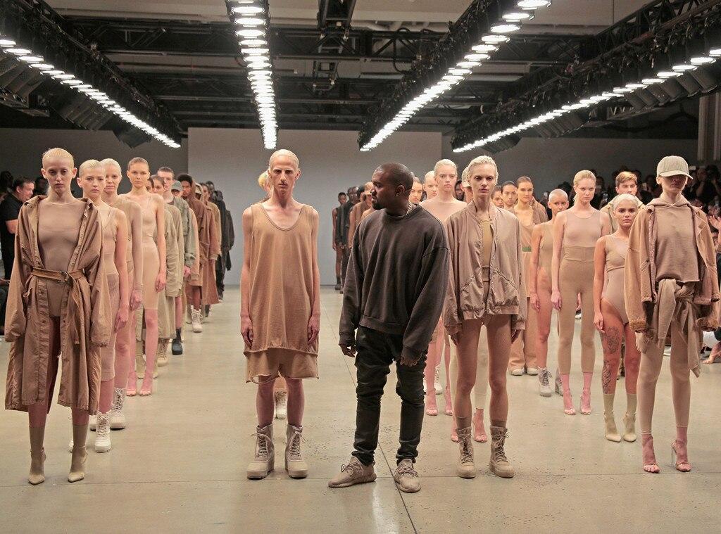 Kanye West, Yeezy, NYFW