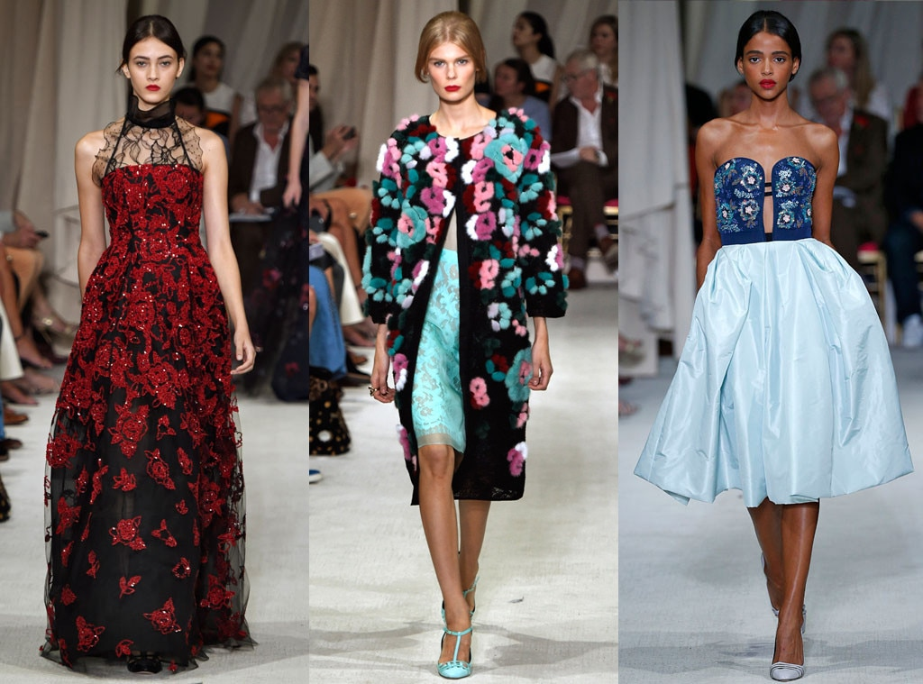 Oscar de la renta from best shows at new york fashion week - Best runway shows ...