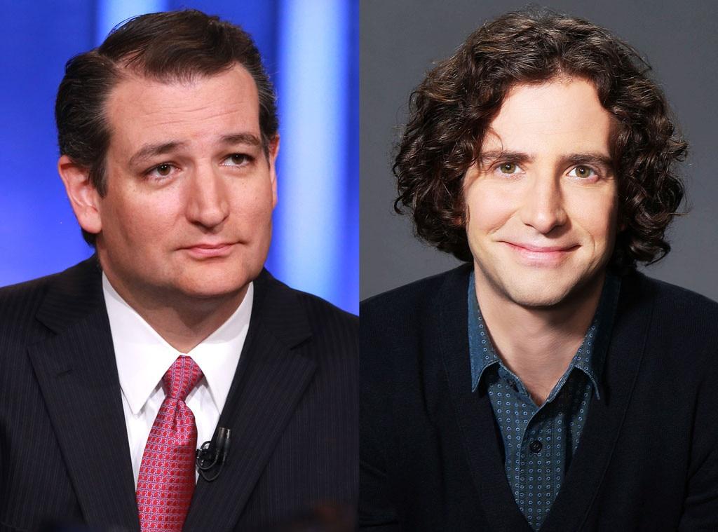 Ted Cruz, Kyle Mooney