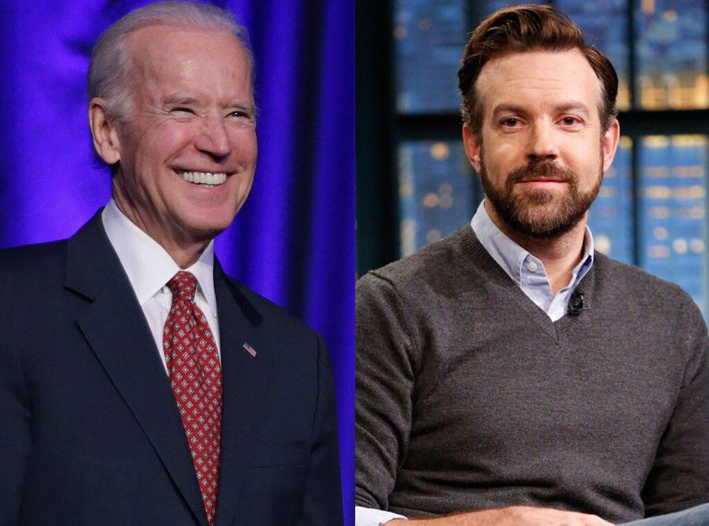 Jason Sudeikis, Joe Biden